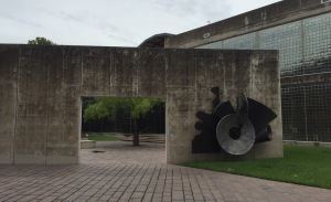 Outdoor Sculpture Garden of the Houston Museum of Fine Arts