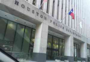 Houston Police Department, 1200 Travis Street