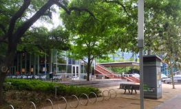 The Grove (Restaurant and Bar) in Discovery Green