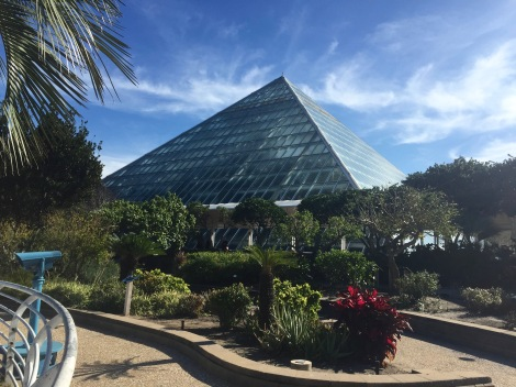 Moody Gardens, Galveston